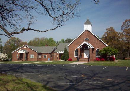 The church in 2008